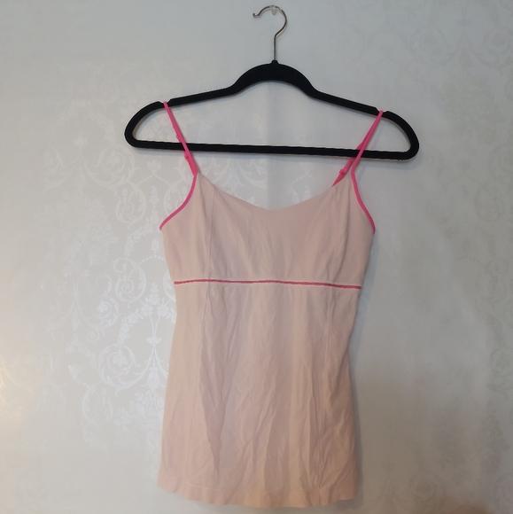 lululemon athletica Tops - 2 for  $25 LULULEMON Athletica Pink Tank